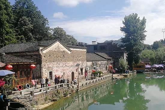 通山县古村落设计规划