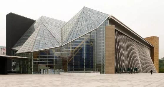 武汉建筑设计院带你走近深圳文化中心