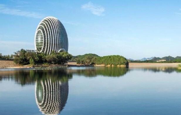 武汉建筑设计公司:蜗牛一样的酒店建筑