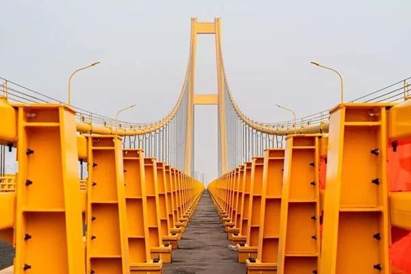 武汉建筑设计:武汉杨泗港大桥