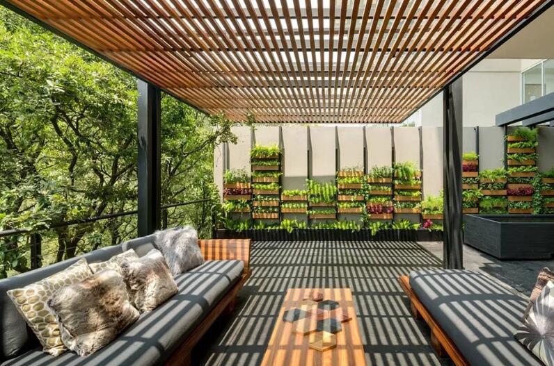 武汉建筑设计公司:屋顶花园怎么设计?