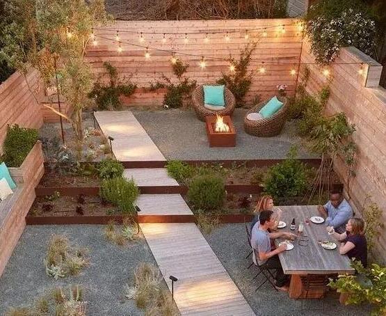 武汉建筑设计:园林景观围墙设计怎么做?