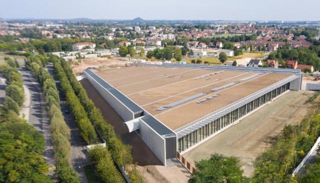 武汉建筑设计:卢浮宫的新藏品保管中心