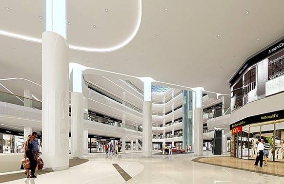 武汉建筑设计公司:购物中心的商业空间设计怎么做?