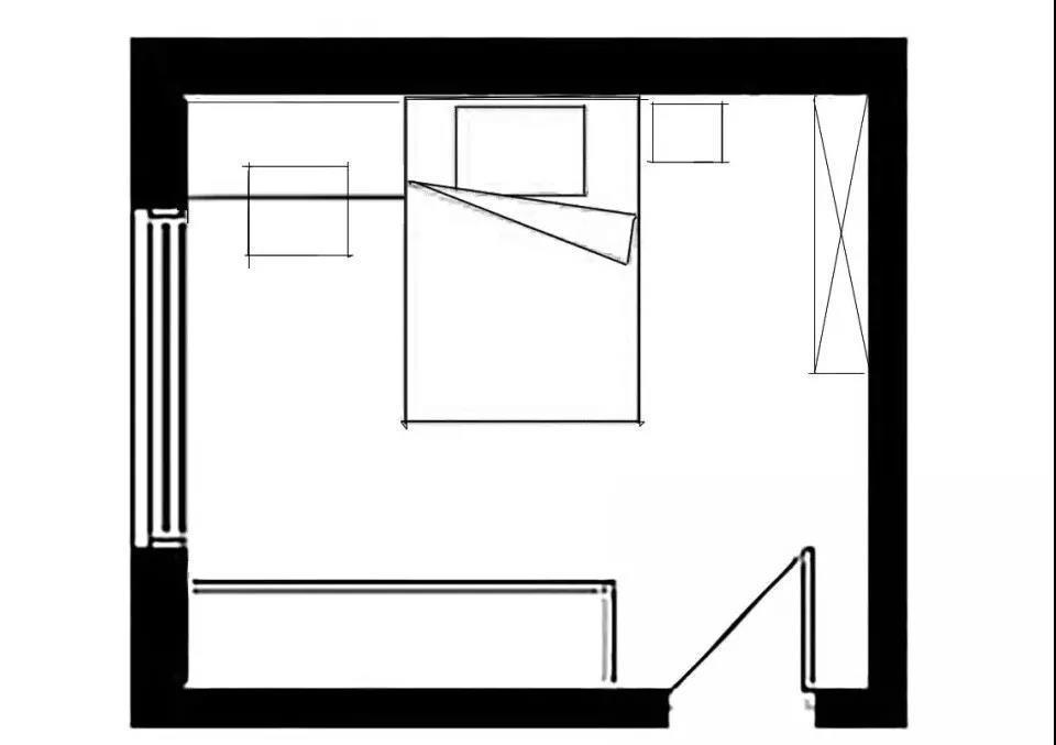 投屏的儿童房设计