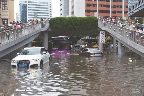 多地严重内涝176万人受灾,市政排水设计应该注意哪些要点?