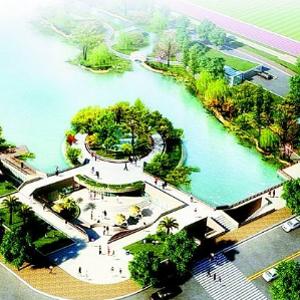 华中天创园林设计-武汉青少年宫