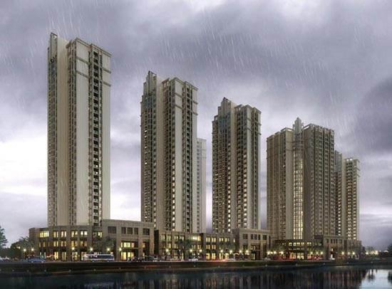 枣阳亚龙湾建筑设计