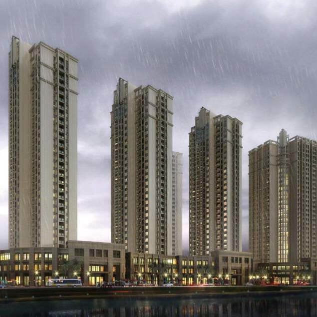 华中天创建筑设计-枣阳亚龙湾