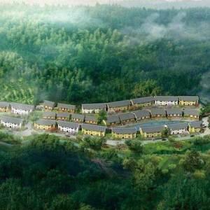 华中天创文旅规划-大裕沟美丽乡村