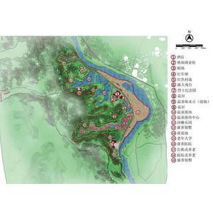 华中天创文旅规划-明月湾康养度假区